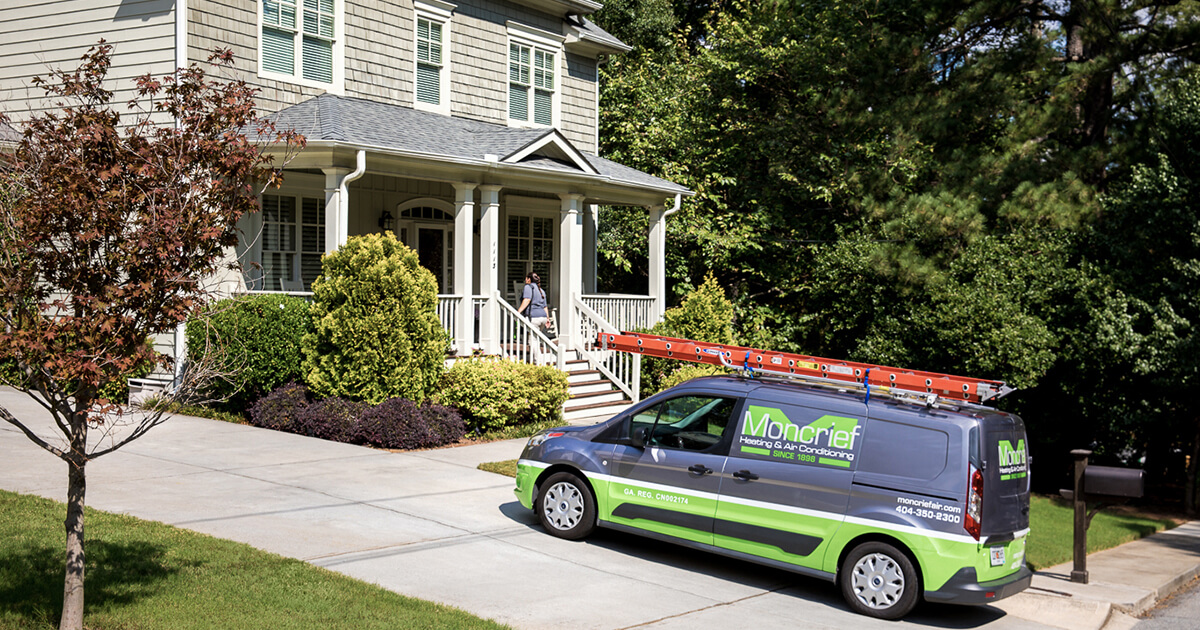 Heating and Air Conditioning Service Roswell