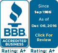 Moncrief Heating & Air Conditioning BBB Business Review