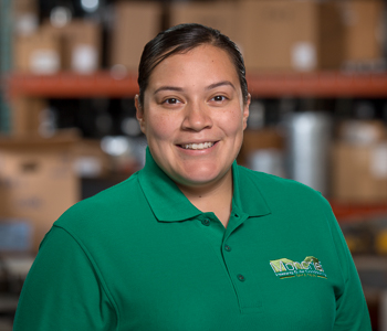 Sandy Garcia - Parts Manager