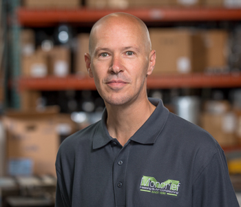 Shawn C. - Installation Purchasing Manager