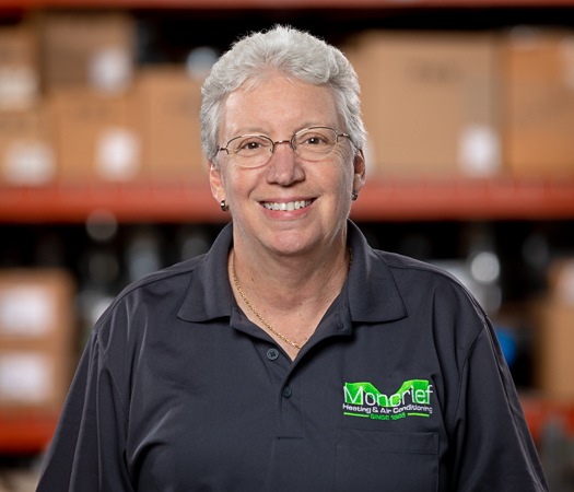 Monie Gauthier - Parts & Operations Manager